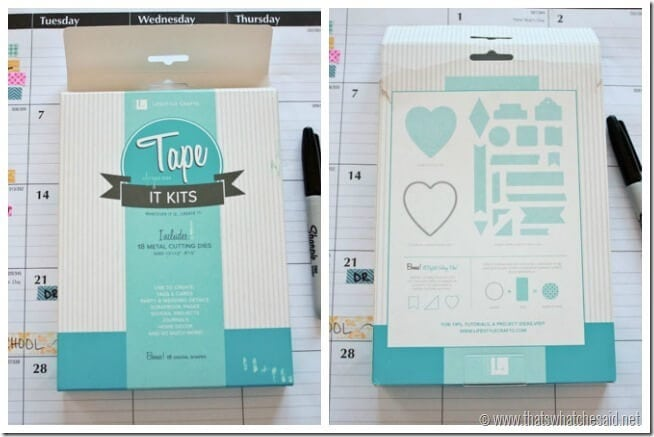 Tape It Kits