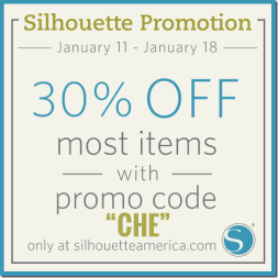 30% Off Sale at Silhouette America