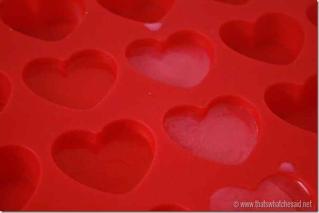 Heart Milk Ice Cubes at thatswhatchesaid.net