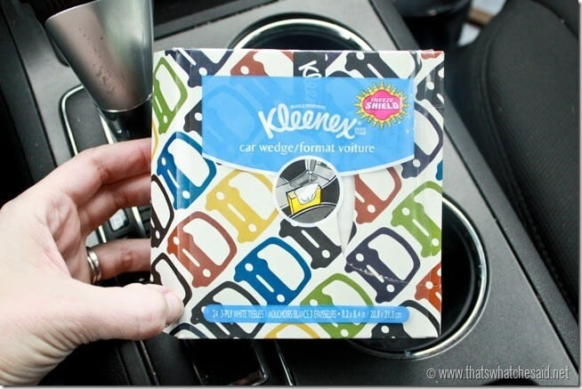 Kleenex Design - Perfect for the Car