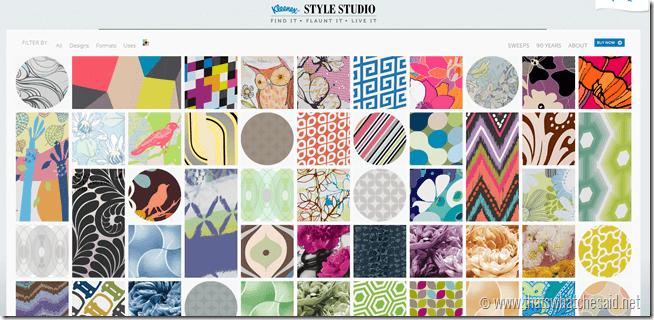 Kleenex Style Studio Designs