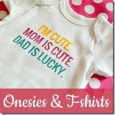 Onesies & T-Shirts