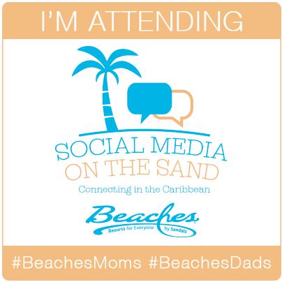 Beaches Social Media on the Sand