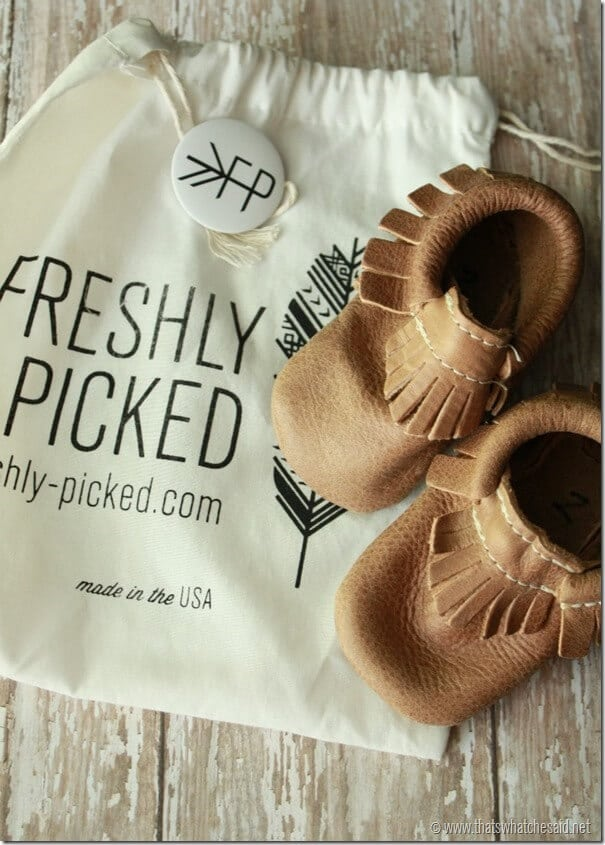 Freshly PIcked Moccs 1