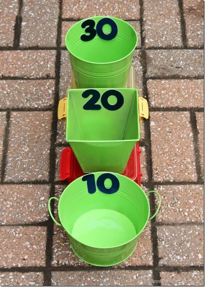 Q-Tip Dart Game 3