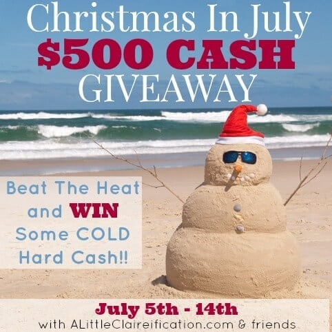$500 PayPal Cash Giveaway at thatswhatchesaid.com