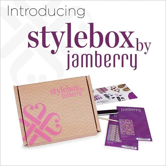 Style Box by Jamberry