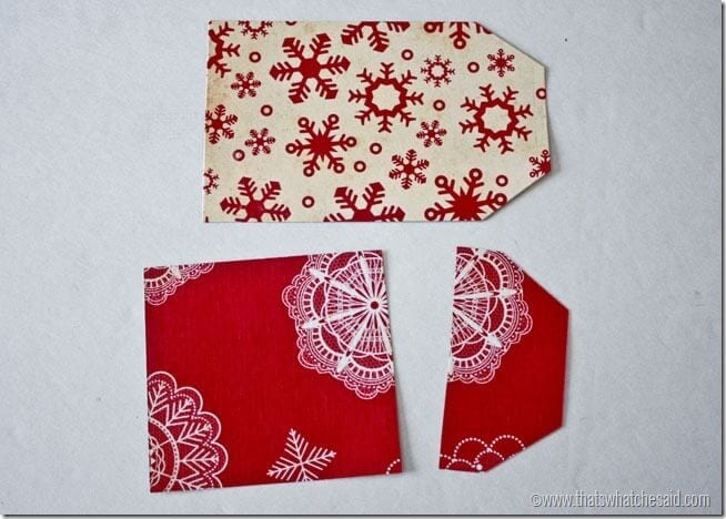 Gift Tag Gift Card Holders 10