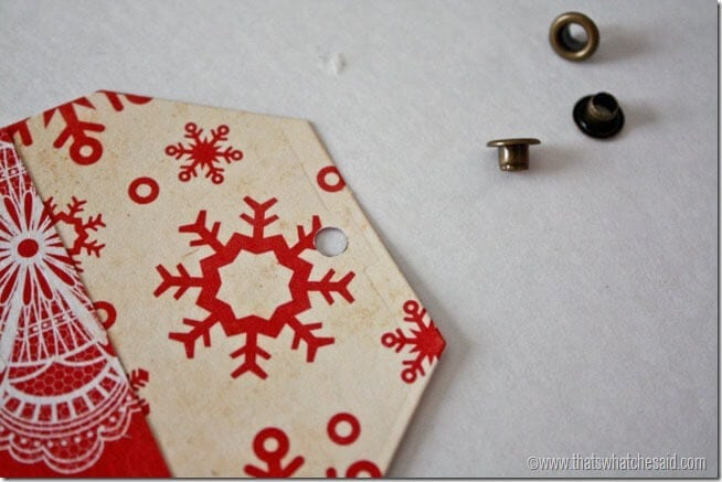 Gift Tag Gift Card Holders 13