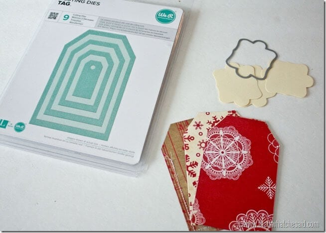 Gift Tag Gift Card Holders 9
