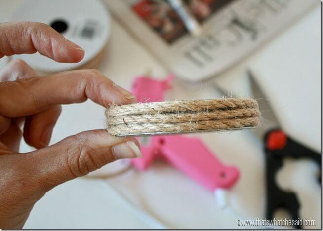 Mason Jar Crafts at thatswhatchesaid.com