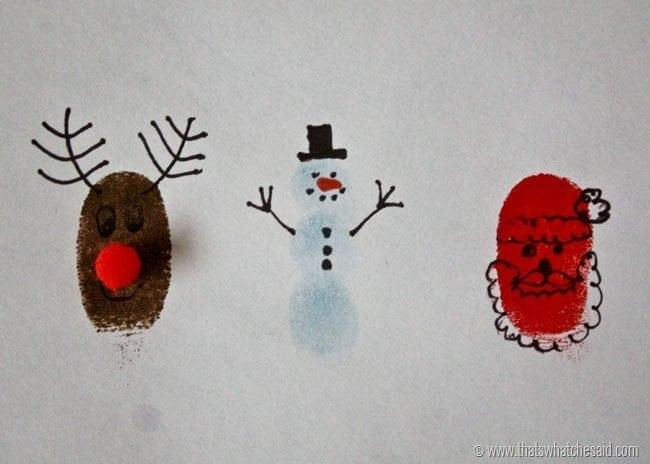 Fingerprint Ornament Ideas 8
