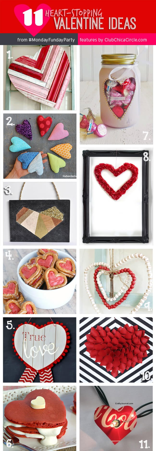 11 Valentine's Day Ideas at www.thatswhatchesaid.com