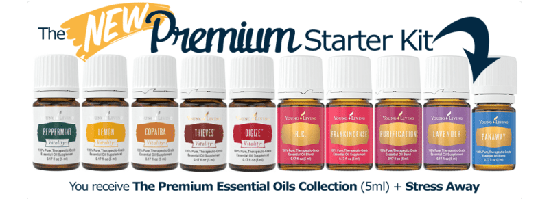 Young Living Essential Oils - That's What {Che} Said