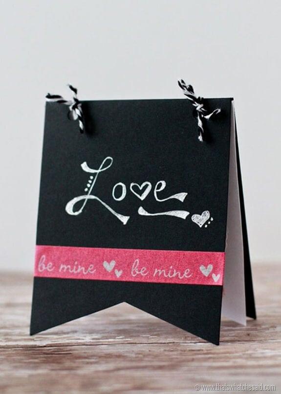 Valentine Coupon Book 6