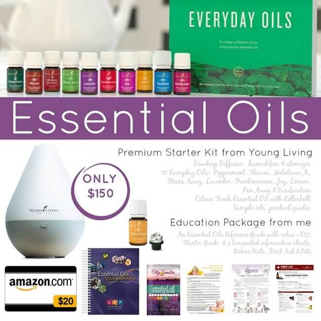 Educational Essential Oils Promotion