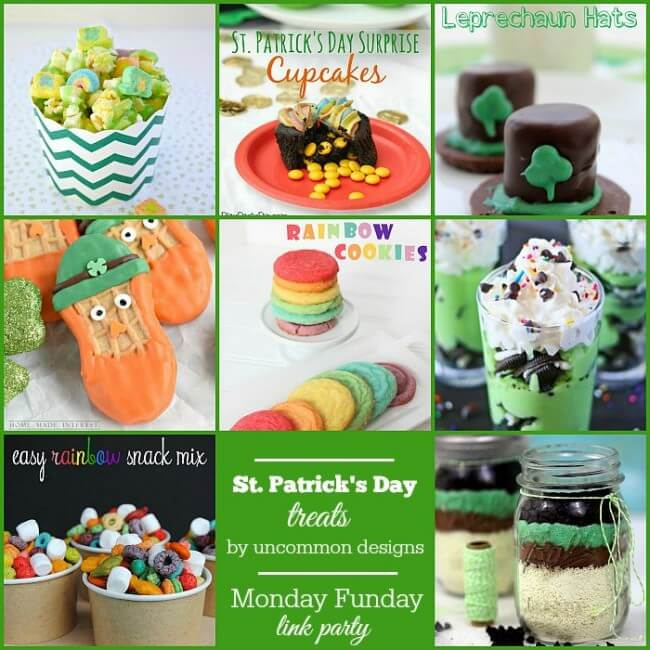 St. Patrick's Day Crafts at www.thatswhatchesaid.com