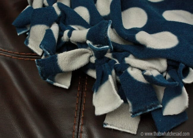 Cozy Fleece Blanket 2