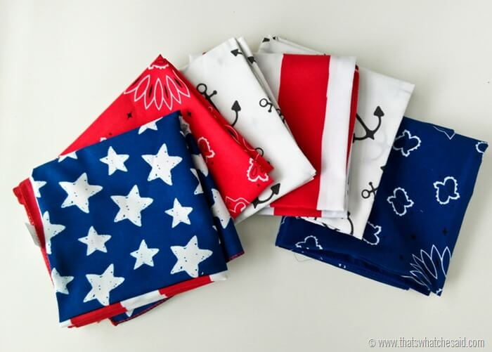 Ways to use Bandanas at thatswhatchesaid.net