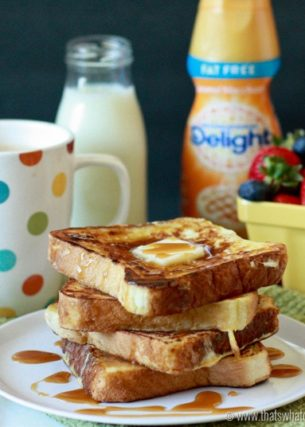 Caramel Macchiato French Toast Recipe