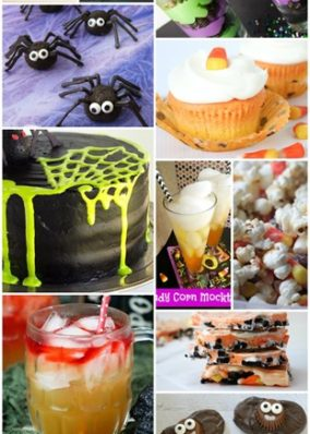 13 Spooky Treats | Monday Funday Link Party