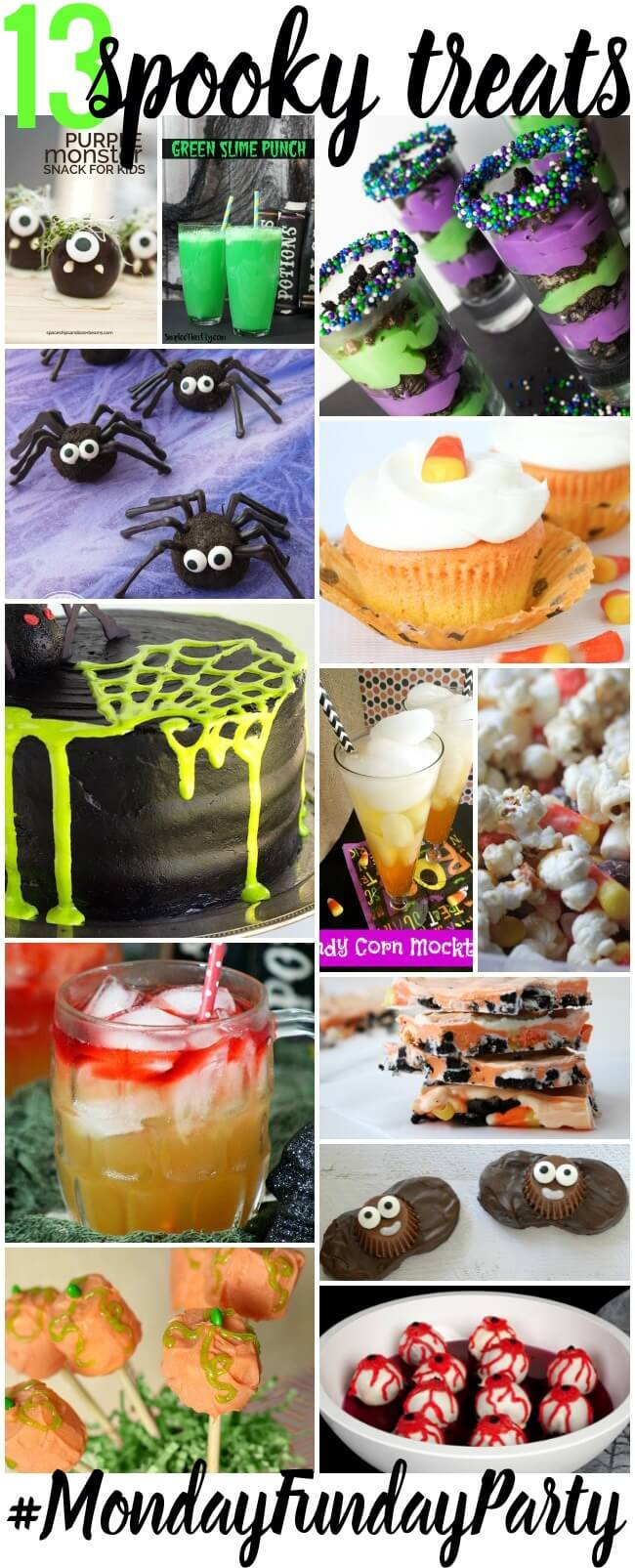 Spooky Treats at thatswhatchesaid.com