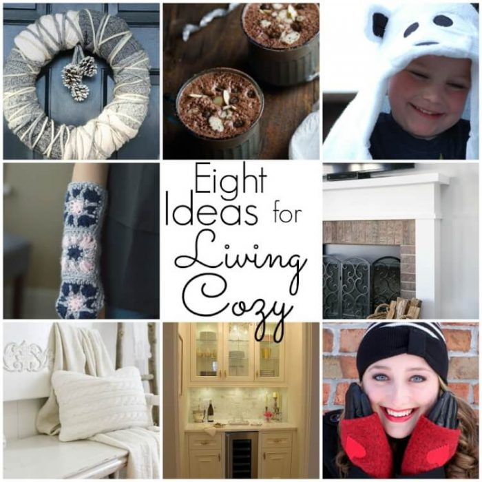 8 Cozy Projects to Keep you Warm at www.thatswhatchesaid.com