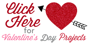 Valentine Projects, Crafts, Recipes, Free Printables and more from www.thatswhatchesaid.com