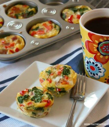 Delicious & Healthy Egg Muffin Recipe