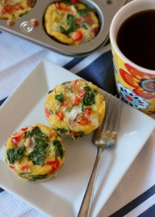 Egg Breakfast Muffins