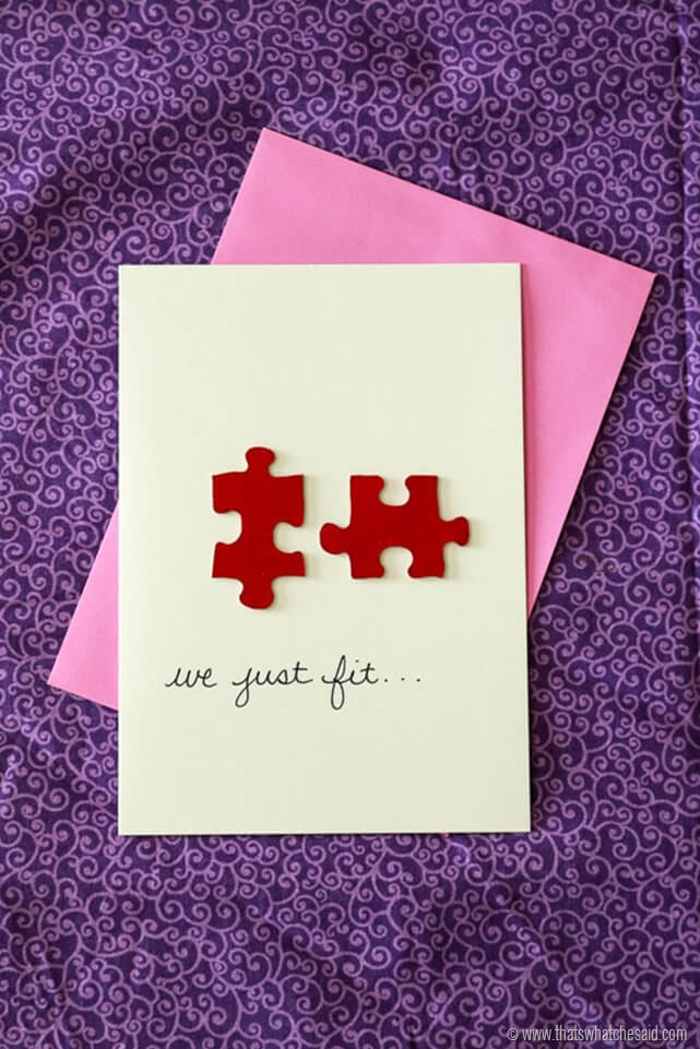 DIY Valentine's Day Card-6