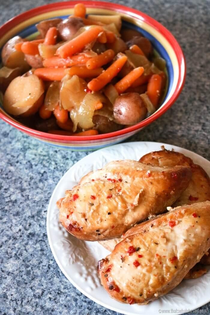 Easy Chicken Slow Cooker Recipe