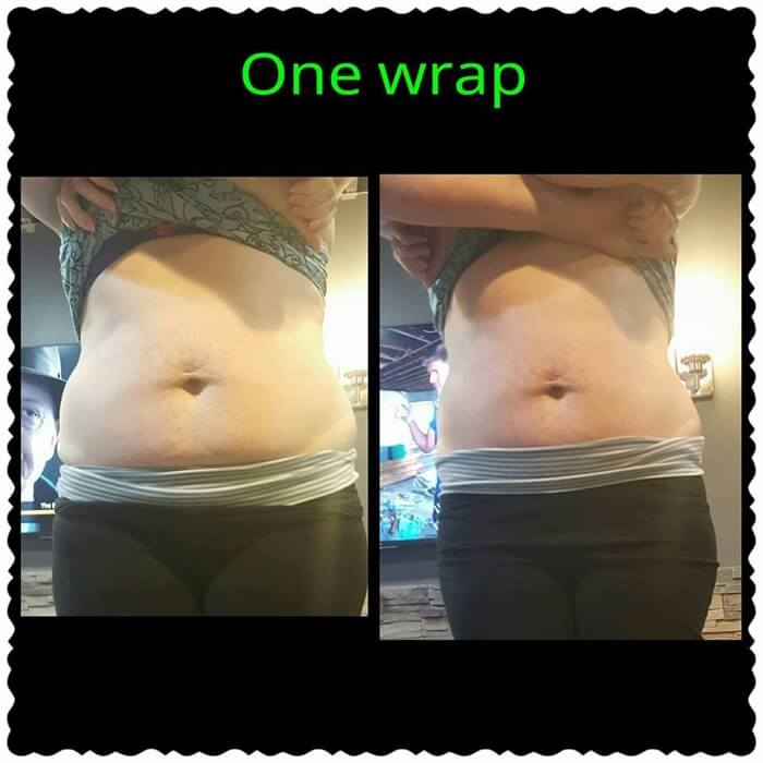 It Works Wrap Testimonial