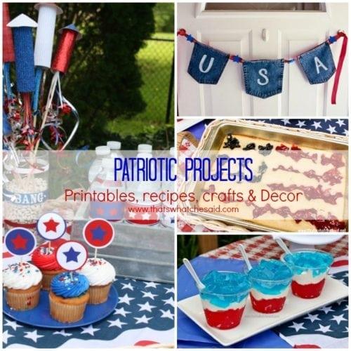 Fun & Easy Patriotic Projects