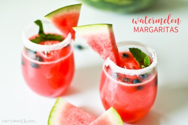 Delicious Watermelon Margarita Recipe