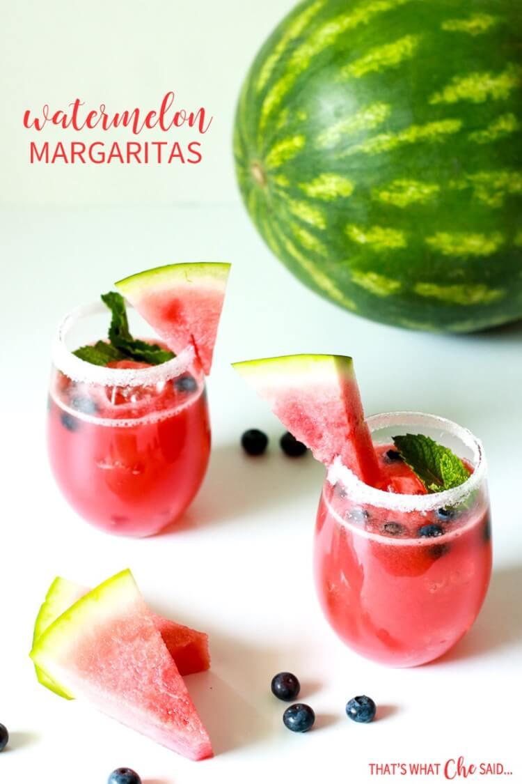 Watermelon Margarita Recipe