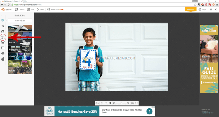 Select Image and Upload