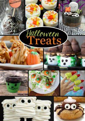 Halloween Dessert Ideas - Sweet Treats for Halloween