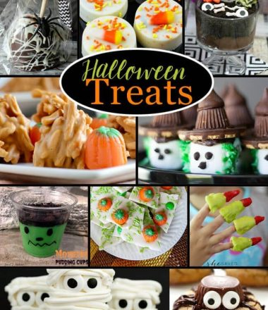 Halloween Dessert Ideas - Sweet Treats for Halloween