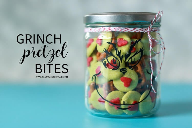 dr seuss the grinch stole christmas treat ideas