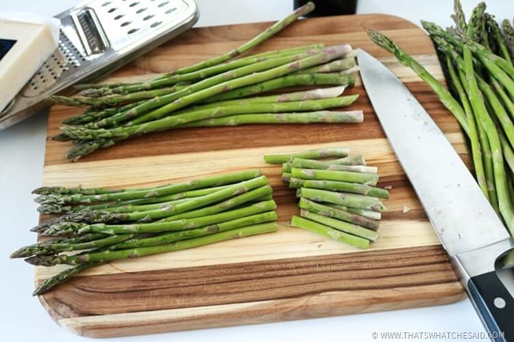 Fresh Asparagus Tart Recipe