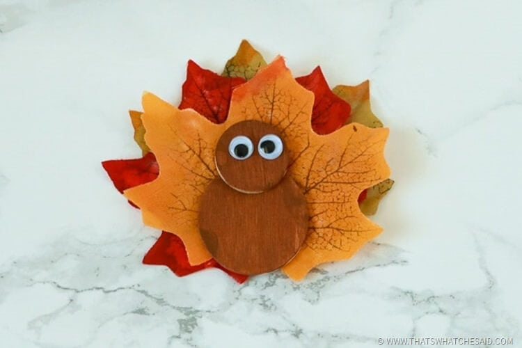 Thanksgiving Kids Craft Idea
