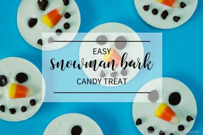 Candy Melt Treat Ideas