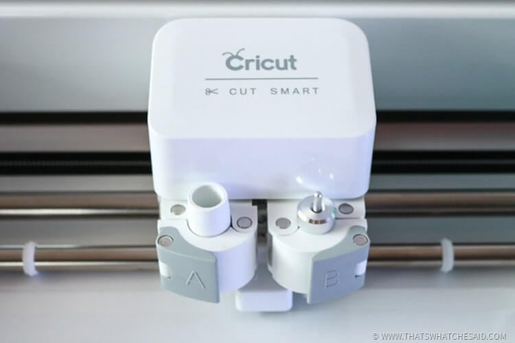 Cut and Write with the Cricut Explore