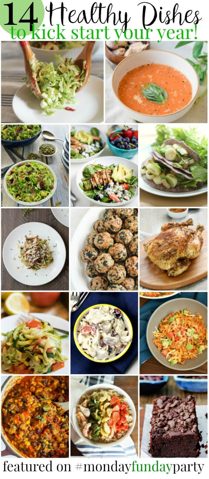 Healthy Dishes for Healthy Eating Habits