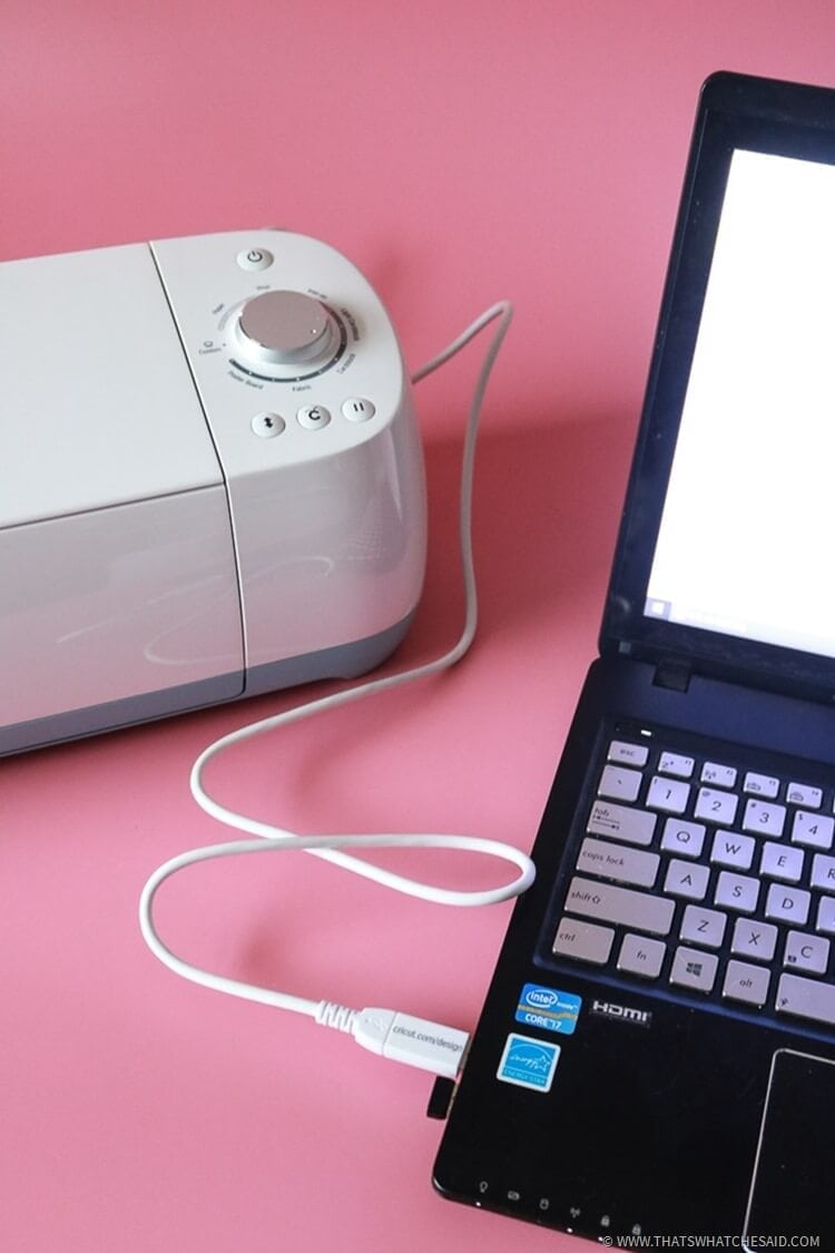 How to Set up your Cricut Explore