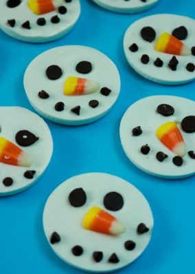 Snowman Bark