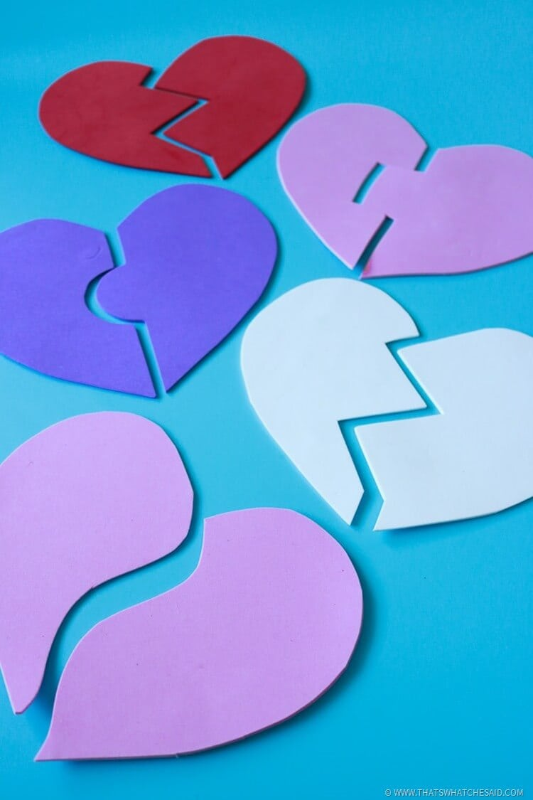 Valentine Activities for Preschool Kids