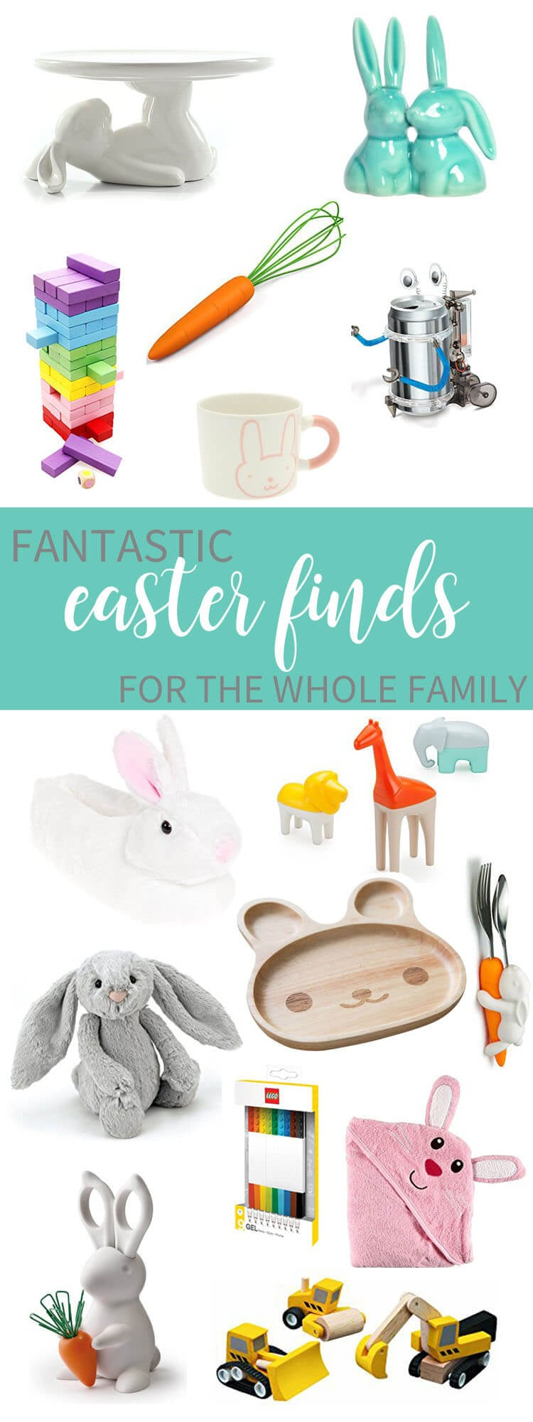 Fun easter finds easter basket filler ideas thats what che easter basket fillers for the whole family negle Image collections