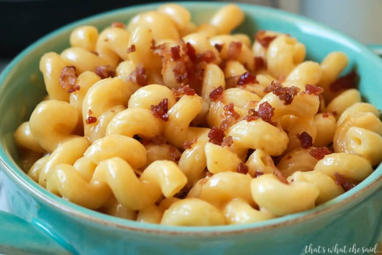 The Best Instant Pot Mac & Cheese Recipe